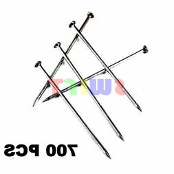 700 Sew Pins Needle Straight for Sewing Crafts Hood Ornament