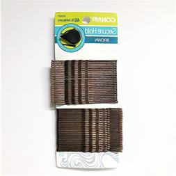 Conair Bobby Pins Extra Long - Brown 48 Count