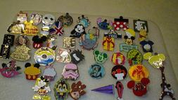 DISNEY PINS 50 DIFFERENT MIXED LOT FASTEST SHIPPER USA SELLE