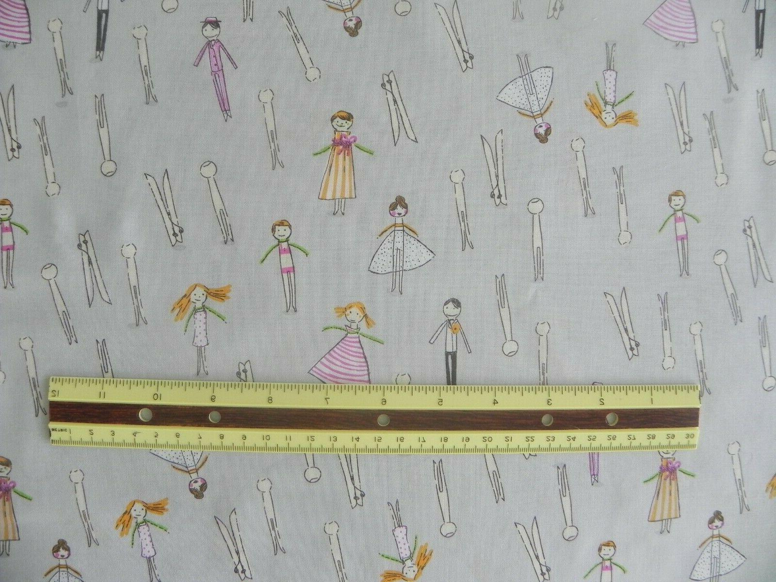crafty chloe clothes pin people on light
