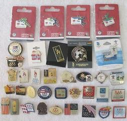 Lot 36 Assorted Olympic Sports Olympics Souvenir Collector P