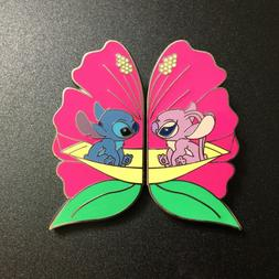 NEW 2020 Disney Stitch and Angel Couples Official Trading Pi