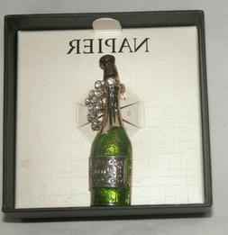 NEW NAPIER NEW YEARS CELEBRATION 2019 CHAMPAIGN BOTTLE BROOC
