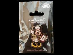 Disney Nurse Minnie Mouse with Stethoscope & Clipboard Pin