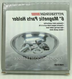 """Pittburgh Automotive 6"""" Magnetic Parts Holder Stainless Stee"""
