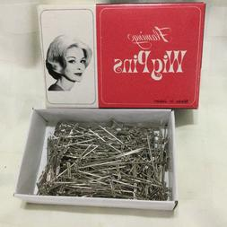 """T-Pins 2"""" inch Straight Needles Wigs Fabric Knitting Sewing"""